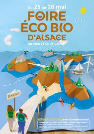 Foire éco-bio d'Alsace du 25 au 28 mai 2017