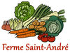 Panier bio ferme Saint André