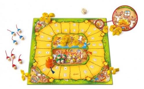 La sélection de jeux de société pour les fêtes de fin d'année