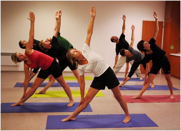 Activité Yoga : inscription