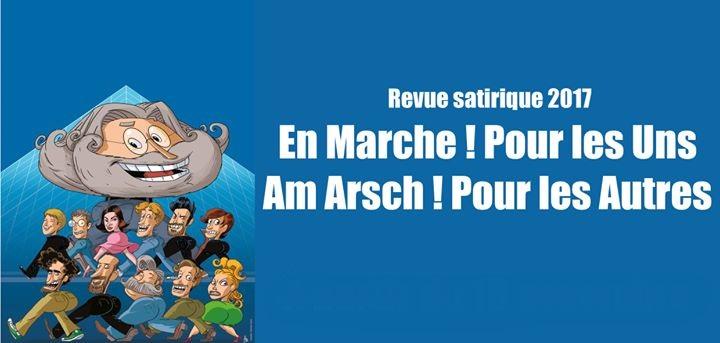 Revue Satirique Choucrouterie