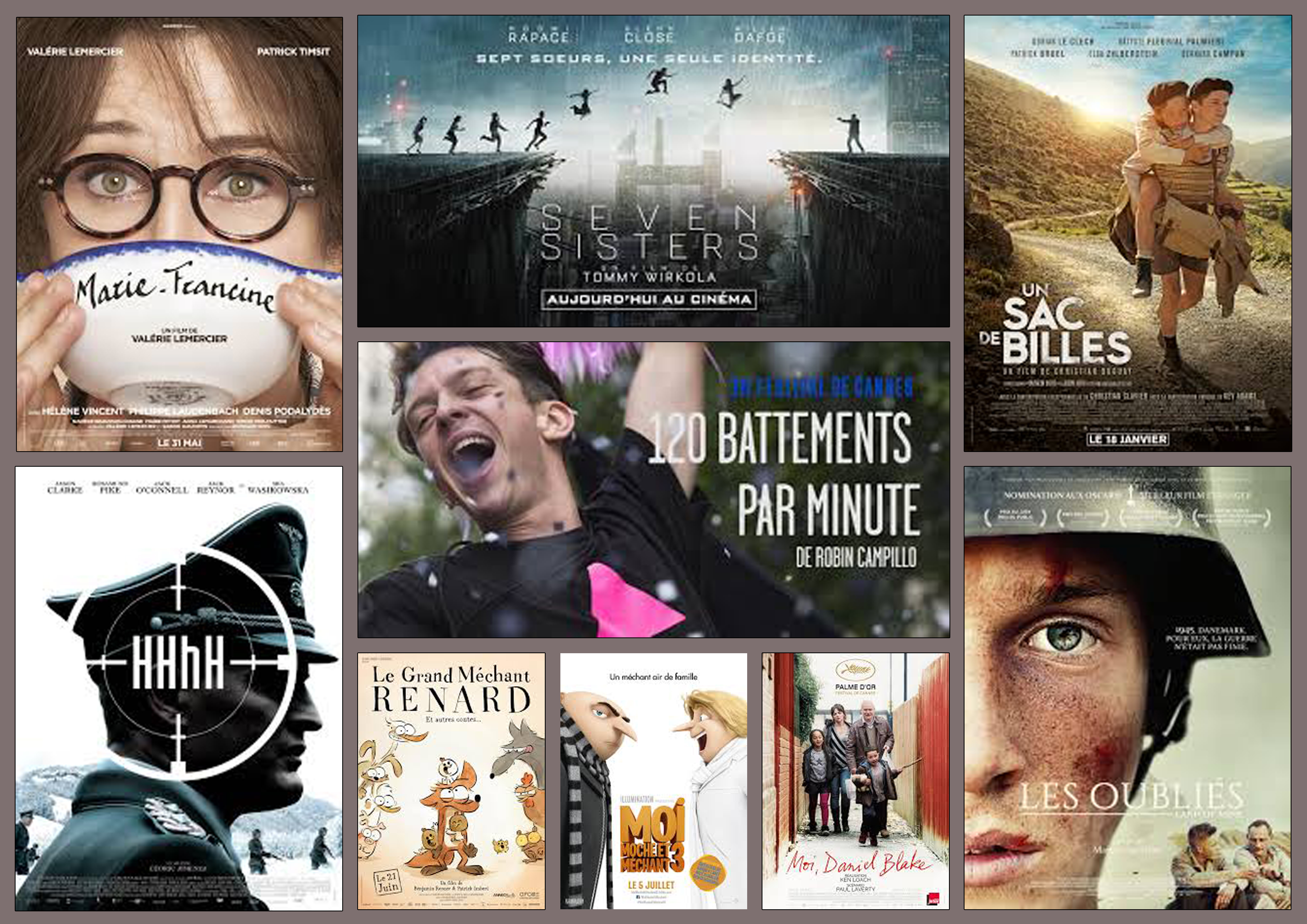 NOUVEAUTES DVD