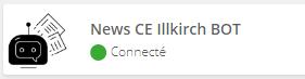 Les news du CE sont sur Rainbow !