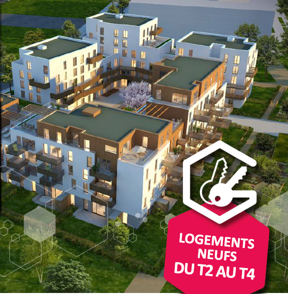 Propositions de logements (Meinau, Illkirch)