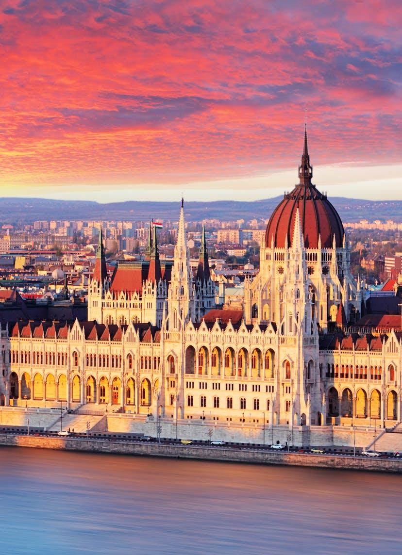 Séjour à Budapest 6-9 mai 2019