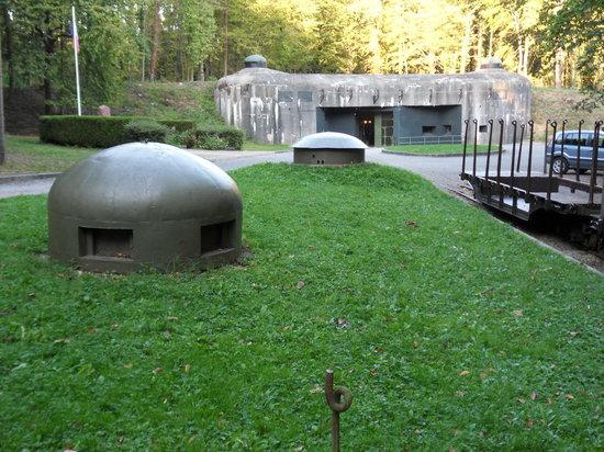 Visite du Fort de Schoenenbourg 1/07/18