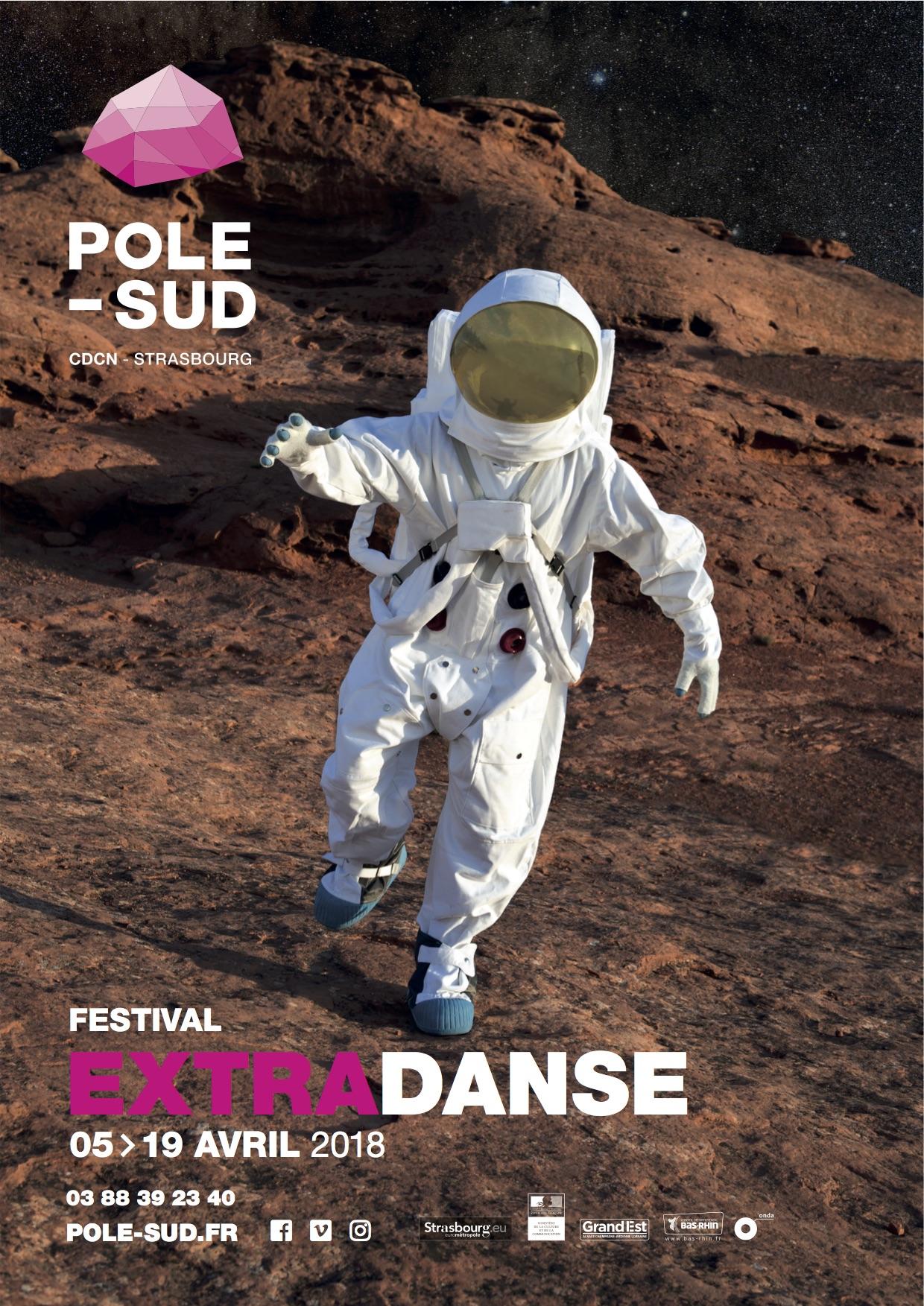 Festival Extradanse à Pôle Sud
