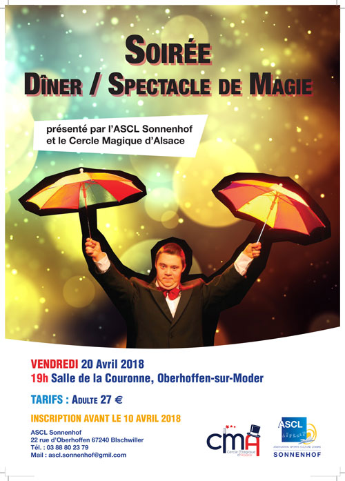 spectacle-magie